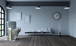Moderne Wandgestaltung